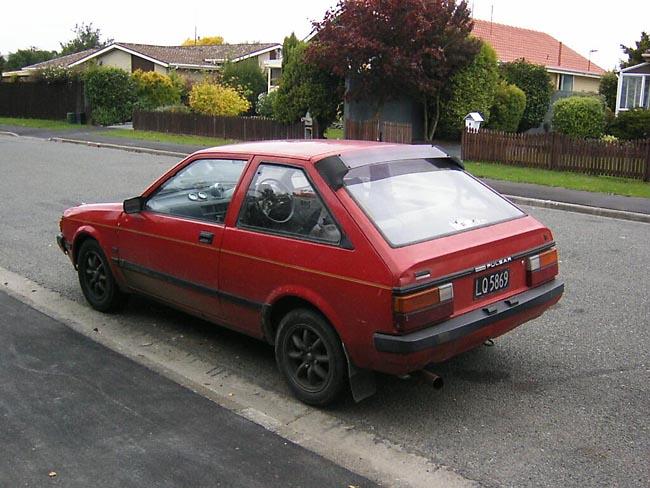 Nissan pulsar milano x1
